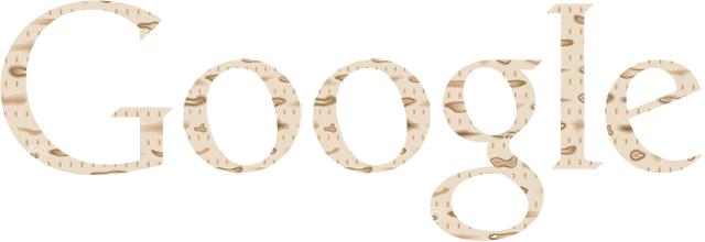 Google Passover Matzah Doodle