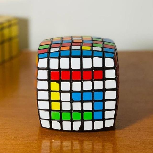 Google Mega Super Rubiks Cube