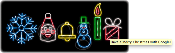 google merry christmas