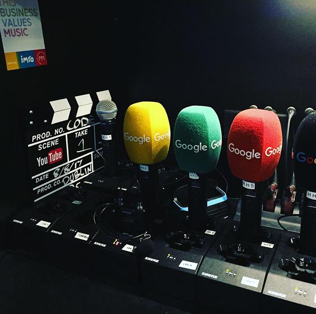 Google Microphones