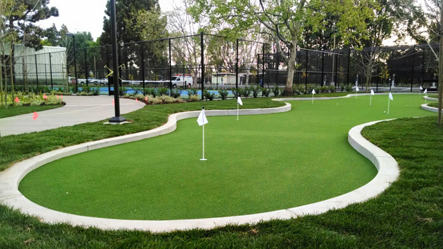 Google Putting Green
