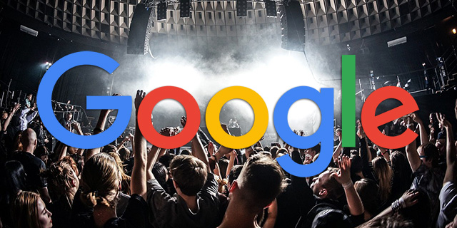 Google amplifies musicians in Google search through the Google Posts platform