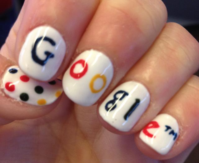 Google Nail Polish