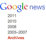 Google News Archive