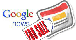 Google News For Sale