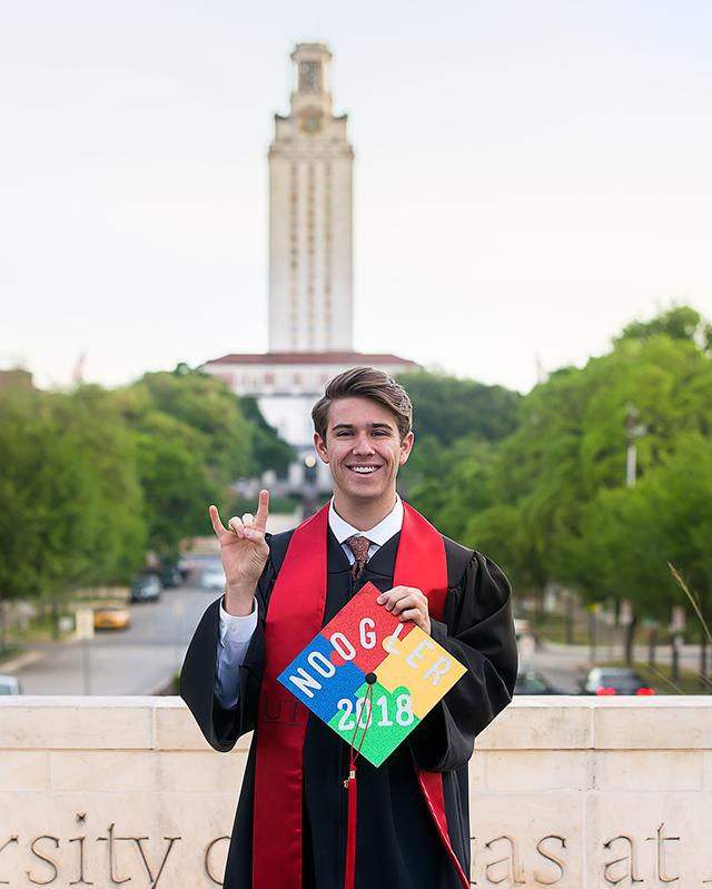 Google Noogler Graduation Cap