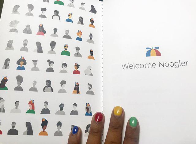 Google's Noogler Handbook