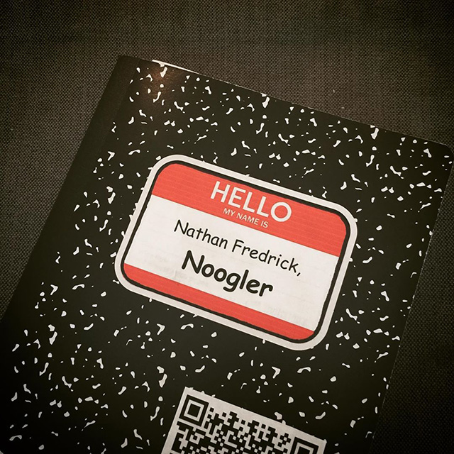 Google Noogler Notebooks