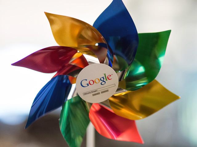 Google Noogler's Pinwheel