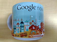 Google Now Mug
