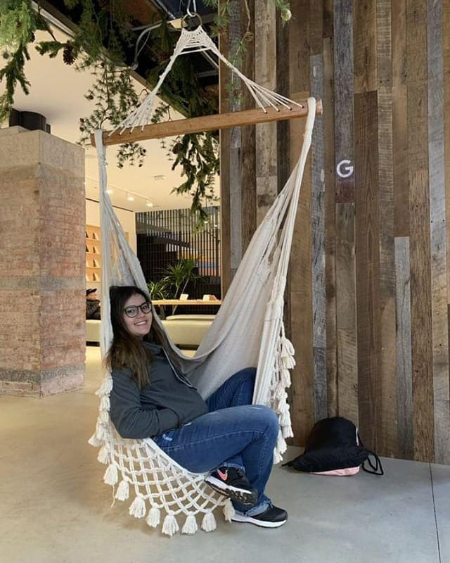 Google New York Hammock