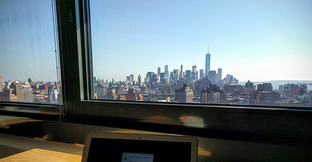 indeed new york office. google new york city views indeed office e