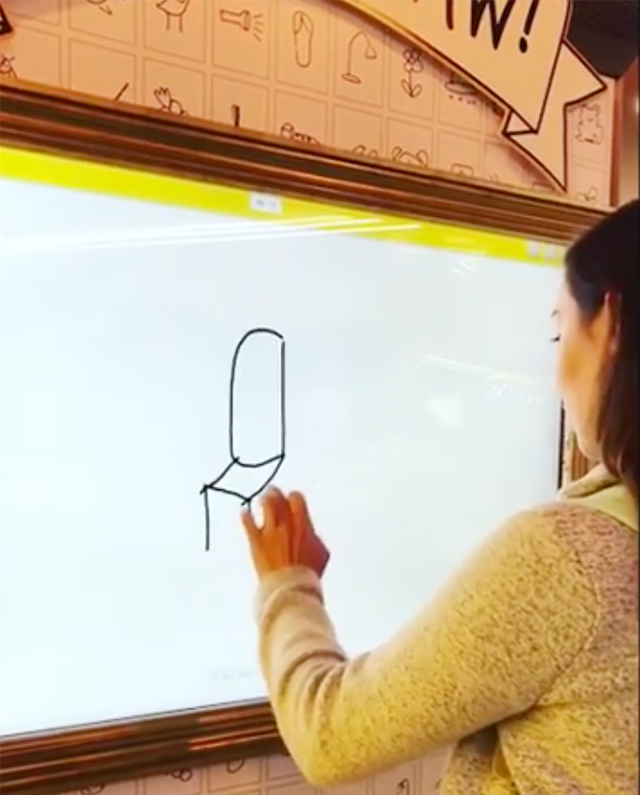 Google Dublin Quick Draw Game