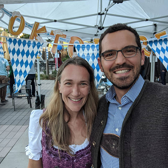Google Oktoberfest At GooglePlex
