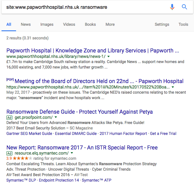 Google To Escalate Issue Over Obscure Search Results