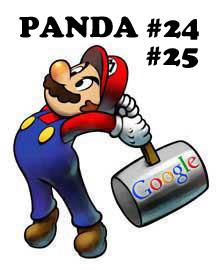 Google Panda #24 or #25