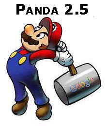 Google Panda 2.5
