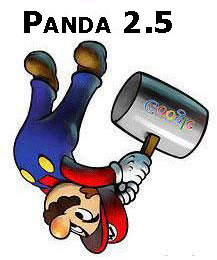 Google Panda 2.5 Reversed Or Updated