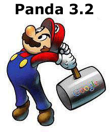 Google Panda 3.2