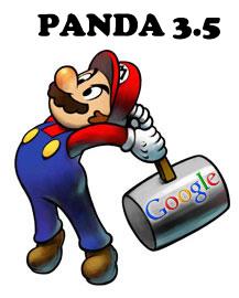 Google Panda 3.5