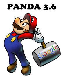 Google Panda 3.6 Update