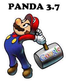 Google Panda 3.7