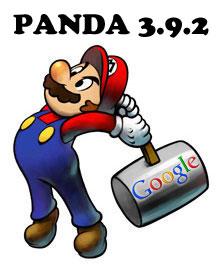 Google Panda 3.9.2