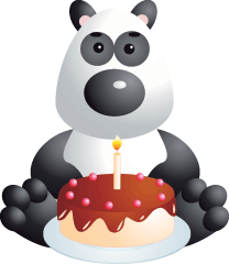 Google Panda Birthday