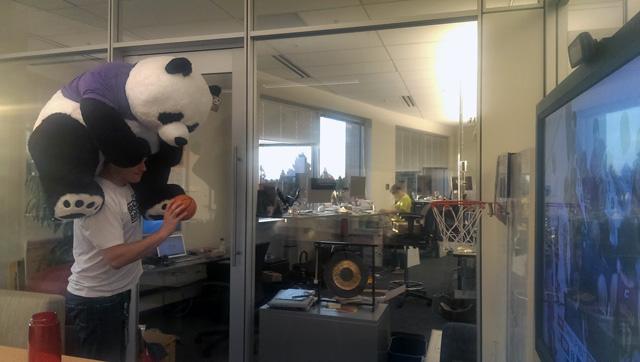 Google Panda Games