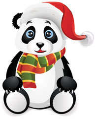 Google Panda Holiday