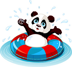 Google Panda Vacation