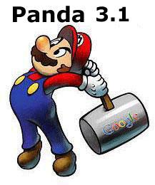 Google Panda 3.1