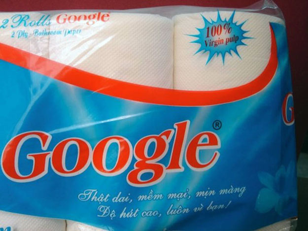Google Paper Towels