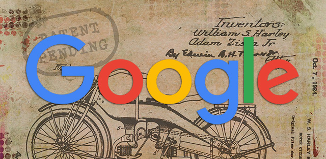 how to use google patent search