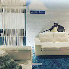Google's Penguin Room - Giorgio's Center