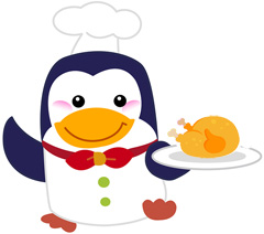 Google Penguin 3.1 Thanksgiving Turkey