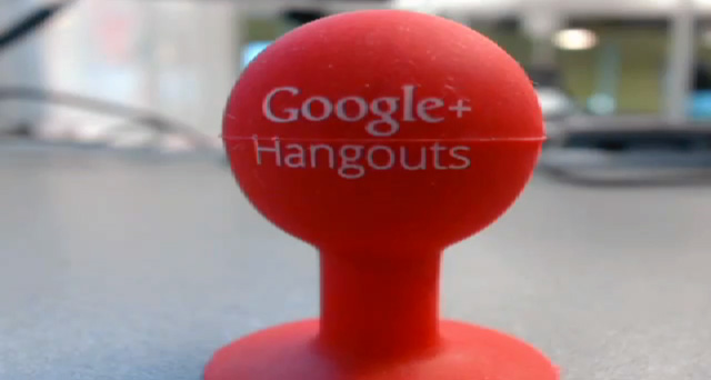 Google+ Swag Phone Kickstand