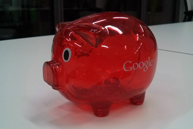 Google Piggy Bank