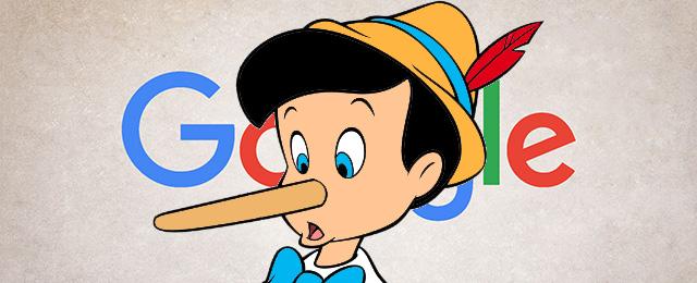 google pinocchio