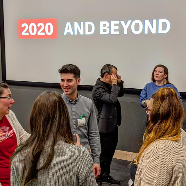 Google Pittsburgh 2020 TedX Event