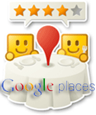 Google Places Review Icon