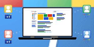 Google Plus One Button Logo