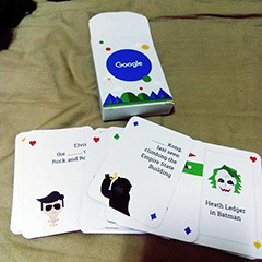 Google Deck Of Cards