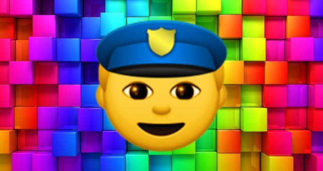 emoji police penalty