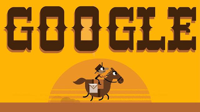 Google Pony Express Logo