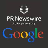 google pr newswire