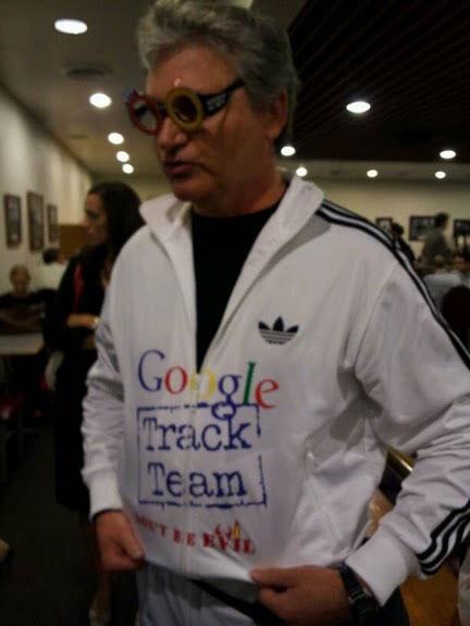 Google Protestor