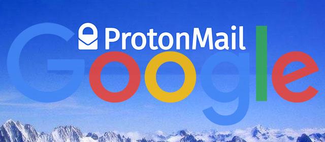 Google ProtonMail
