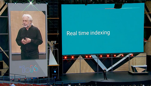 Google Real Time Indexing API