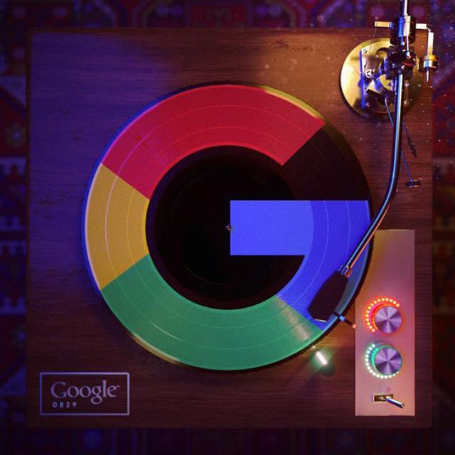 Google Record Player